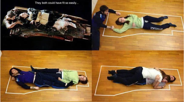Titanic : How Jack could have been saved