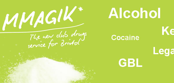 Mmagik*, a new club drugs service aimed at students and lesbian, gay, bisexual, transgender (LGBT) communities