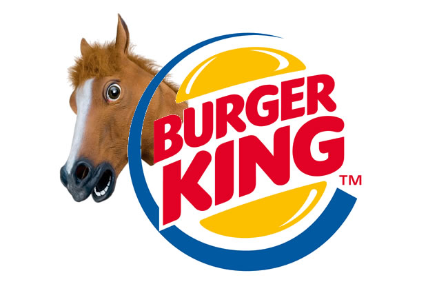 Burger King Dumps Millions Of Burgers In Horsemeat Alert