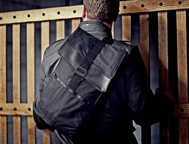 Size Matters – The Modern Industry Backpack