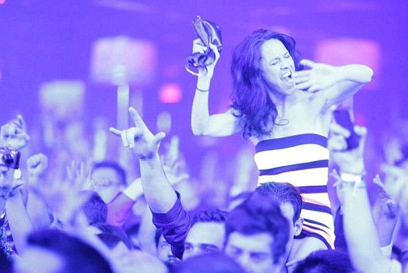 Las Vegas Becomes New Clubbing Hot Spot