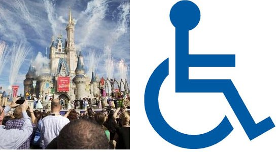 Walt Disney Scam – Rich Mums Hire Disabled Kids To Jump Qeues