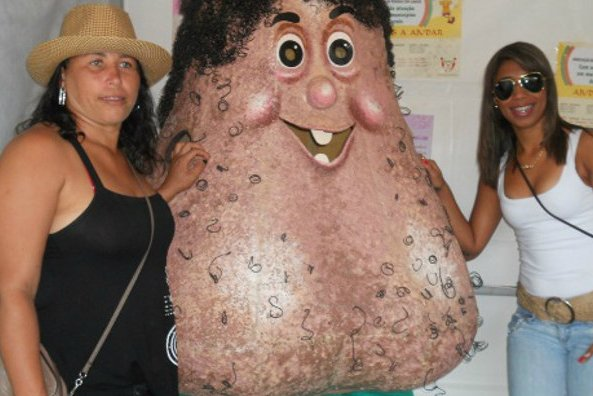 Mr Balls – The Most Terrifying Anti-Testicular Cancer Mascot?