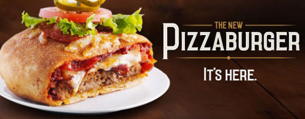 The New Pizzaburger