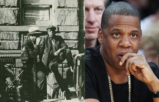 Is US Rapper Jay-Z A Time Traveller?