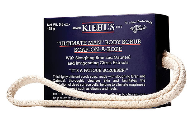 Kiehl's Soap-on-a-Rope