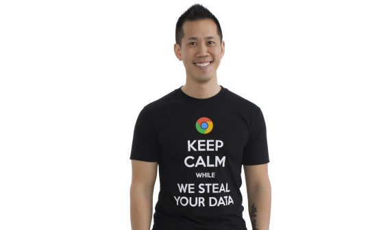 Microsoft Launches Anti Google Merchandise