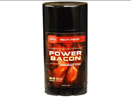 The Meaty Fresh Bacon Deo