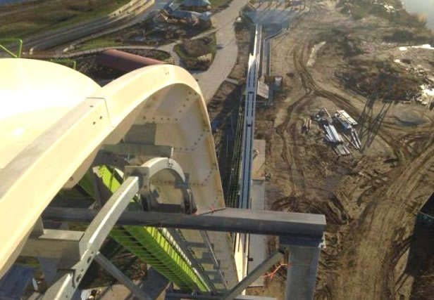 Have You Seen The World's Tallest Waterslide?