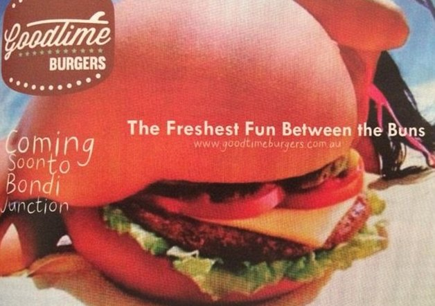 Banned Australian Burger Advert