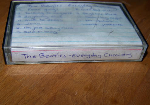 The Unknown Beatles Album From Another Dimension