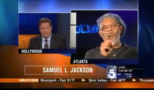 Samuel L. Jackson Gets Confused For Laurence Fishburne