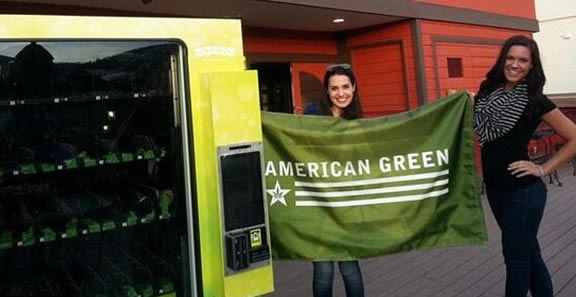 First Weed-dispensing Vending Machine Released in Colorado