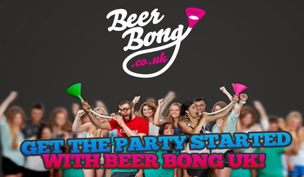 The Beer Bong Start-Up Story