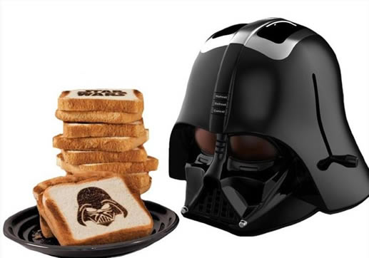 Toast Yourself To The Dark Side
