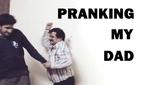 When Pranking Goes Wrong – This Guy Pranked The Wrong Dad