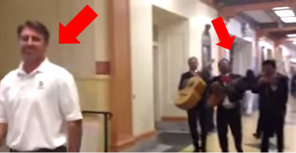 Students Hire Mariachi Band To Troll Their Principal