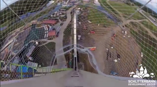 This Is The Tallest Water Slide In The World