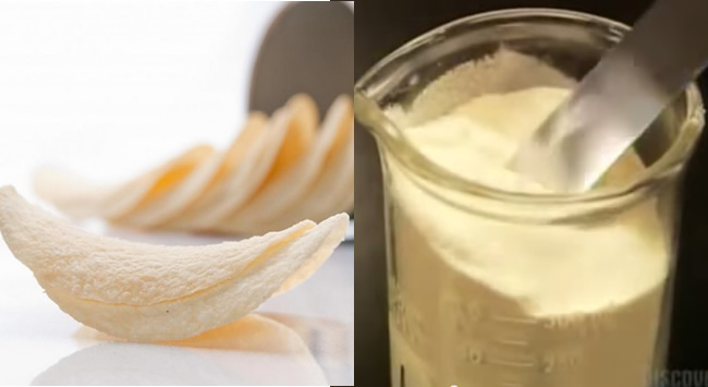 Video: Ever Wondered How Pringles Are Made?