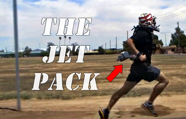 "The Future Is Here: Meet The ""Jetpack"""