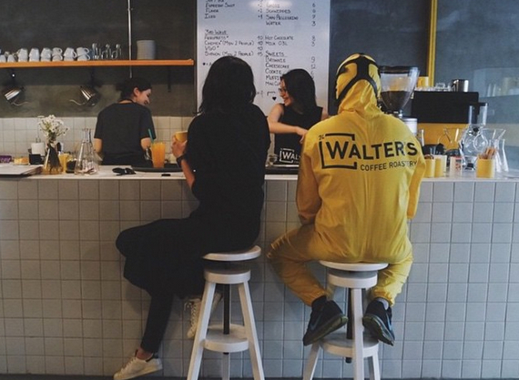 This Breaking Bad coffee shop
