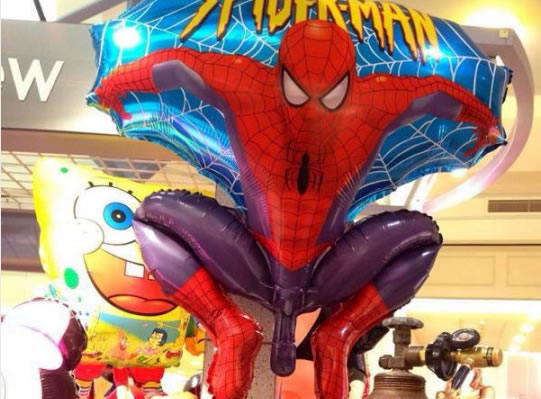 spiderman-penis