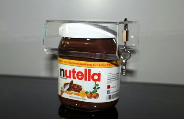 nutella-lock