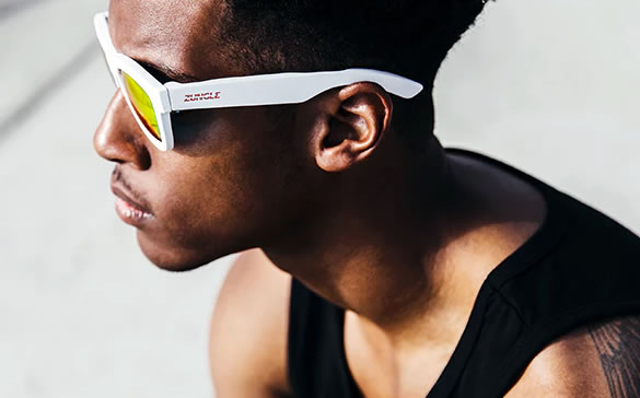 Meet Zungle: The sunglasses with built in bone conduction speakers