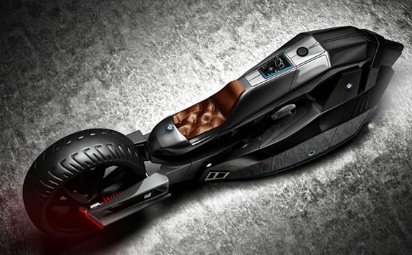 Meet the BMW Titan Motorcycle Concept