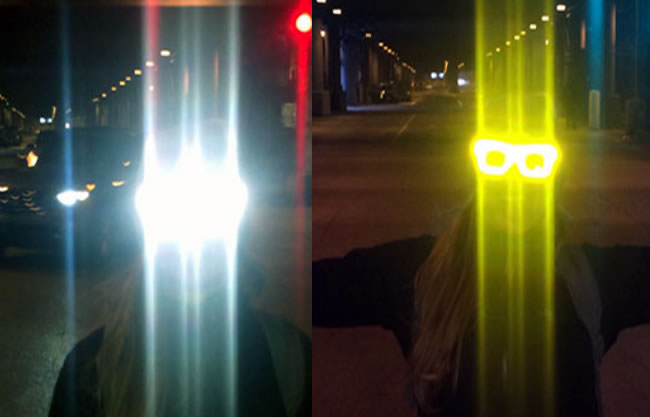 Reflectacles: Every Paparazzi's Nightmare