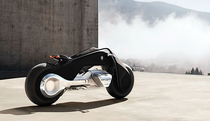 Meet BMW's Future Motorcycle Concept