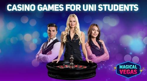 Casino Games for Uni Students