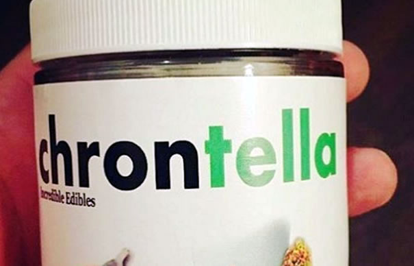 Chrontella Is The Weed Nutella The World Needs